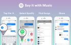Hamarosan Messenger-en is elérhetőek lesznek az Apple Music zeneszámai