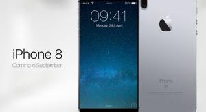 Gyártási nehézségek miatt csupán 2018 elején érkezhet az iPhone 8