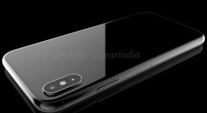 Elviekben kiszivárgott egy CAD rendervideó az iPhone 8-ról
