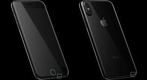 Újabb render képeken az állítólagos iPhone 8