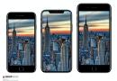 Az Apple már megkezdte az iPhone 8 tömeggyártását