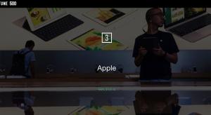 Továbbra is az Apple az egyik legjövedelmezőbb amerikai vállalat