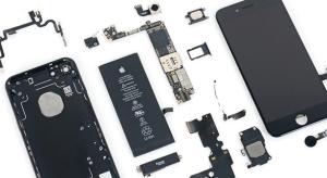 A Greenpeacenek sem igazán tetszenek az Apple termékek szerelhetőségei