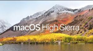 A High Sierra lesz az utolsó macOS, ami támogatja a 32 bites alkalmazásokat