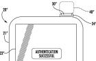 Új szabadalom egy a bekapcsológombba épített ujjlenyomat olvasóról