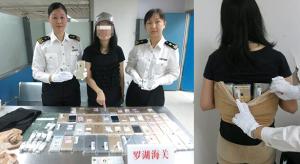 102 darab iPhone-t találtak egy kínai csempésznél