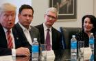 Trump: Három óriásgyárat hoz létre Amerikában az Apple