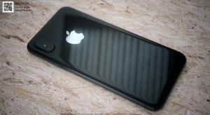 Üvegszerű, tükröződő kivitelben is elérhető lesz az iPhone 8