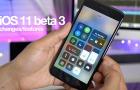 Ezek az iOS 11 harmadik bétájának újdonságai
