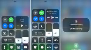 Így szabhatod testre iOS 11 alatt a Vezérlőközpontot