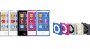 Az Apple hivatalosan kinyírta az iPod Nano és Shuffle párosát