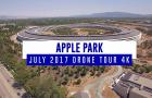 Ikonikus pajta is helyt kapott az Apple Parkban!