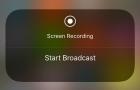 Élő közvetítés funkció is lesz az iOS 11-ben?!