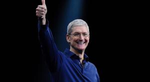 A Steve Jobs előadóteremben mutatkoznak be az idei évi újdonságok