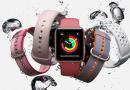 Új form faktor mellett LTE chipet is kap az Apple Watch 3