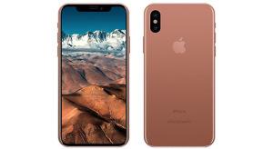 Újabb képeken a réz-arany iPhone 8