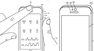 Az iPhone előlapi szenzorainak segítségével mérné egészségünket az Apple