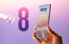 Megérkeztek az első Galaxy Note 8 hands on videók