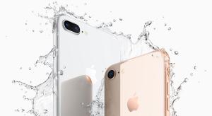 Meglepően jól bírja a vizes megmérettetéseket az iPhone 8