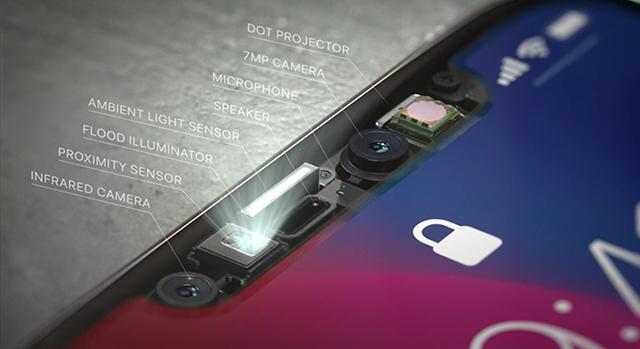 Jövőre minden iPhone modell megkapja a Face ID-t