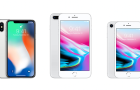 Az iPhone X-nek köszönhetően Kínában jelentősen csökkent a nyolcas modellek ára