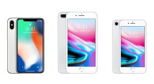 Egyelőre az iPhone X a nyerő, de hosszabb távon az iPhone 8 is sikeresebb lesz
