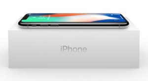 Az iPhone X-nek köszönhetően növekszik következő évben az okostelefonok piaca