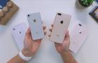 Megérkeztek az első vélemény és unboxing videók az iPhone 8 és 8 Pluszról