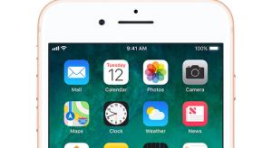 Az Apple már dolgozik az iPhone 8-az érintő hangszóró problémákon