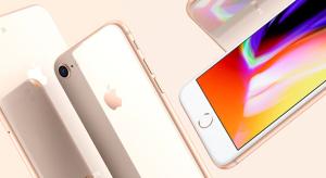 Ezúttal az iPhone 8 utasította maga mögé az iPhone X-et