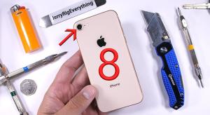 Mennyire bírja a stressz tesztet az iPhone 8?