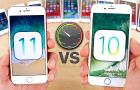 iOS 11 vs iOS 10.3.3, avagy milyen sebességbeli különbségek tapasztalhatóak?