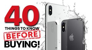 40 dolog, amivel érdemes tisztába lenned az iPhone 8 és X kapcsán