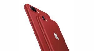 Az Apple kinyírta a RED iPhone 7 modelleket a 256 GB-os opcióval karöltve