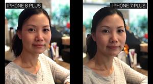 Mennyivel jobb az iPhone 8 Plus kamerája, mint a 7 Pluszé?