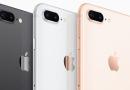 Kisebb gondok adódtak az iPhone 8 Plus modellek gyártásával