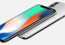 Heti szinten csupán 400 ezer iPhone X gurul le a gyártósorról