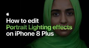 Így készíthetsz nagyszerű portré képeket az Apple szerint
