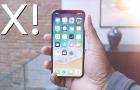 Megérkeztek a legelső, nem hivatalos iPhone X review videók