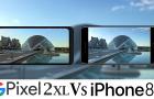 Vajon mennyiben különbözik a Pixel 2 kamerája az iPhone 8 Pluszhoz képest?