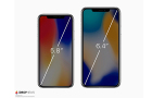 Vajon értelme lenne egy 6,4 colos iPhone X Plusznak?