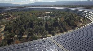 Már-már teljesen elkészült az Apple Park