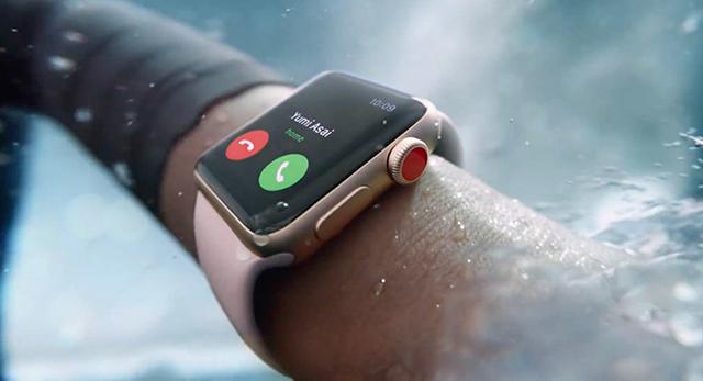 Nagy népszerűségnek örvend az LTE képes Apple Watch 3
