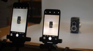 Jelentősen javult az iPhone X-ben lévő teleobjektív szenzor az iPhone 7/8 Pluszban lévőhöz képest