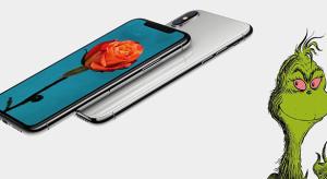 Az iPhone X lesz az idei karácsony grinch-e, amely elcsábítja a vásárlók figyelmét