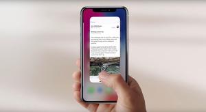 Hasznos videós iPhone X kezelési útmutatót tett elérhetővé az Apple