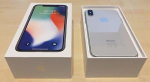 Kipróbáltuk az iPhone X-et, íme az első tapasztalatok