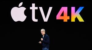 Jövőre egy tucat sorozatot kapunk az Apple-től