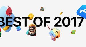 Ezek voltak a 2017-es év legjobbjai az Apple szerint