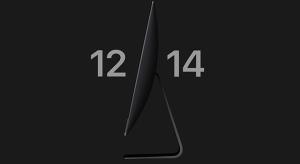 Hivatalosan holnaptól kapható az izomerős iMac Pro
